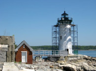 Six ALF Lighthouses Receive Restoration in 2010