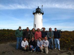Cape Cod Chapter volunteers