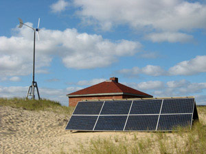 Renewable energy at Race Point