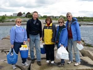 FRBL Volunteers