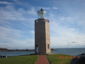Avery Point Light
