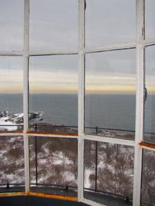 View of Casco Bay