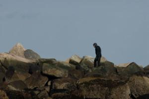 Gary Sredzienski at Whaleback