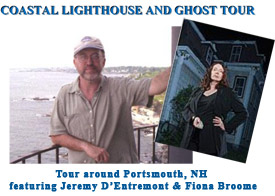 Lighthouse Ghost Tour