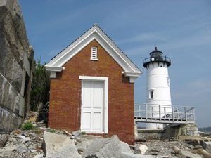Renewing the Luster of Our Lighthouse Heritage at Portsmouth Harbor