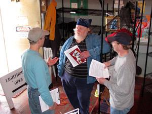 FRBL volunteer orientation
