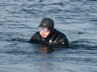 Mainer to Undertake Icy Cold Swim to Help Lighthouses