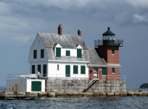 Rockland Breakwater Lighthouse