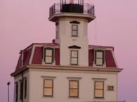 Remaining Vigilant at Pomham Rocks Lighthouse