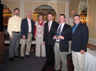 J.B. Leslie Company is Presented with ALF's 2012 President's Award