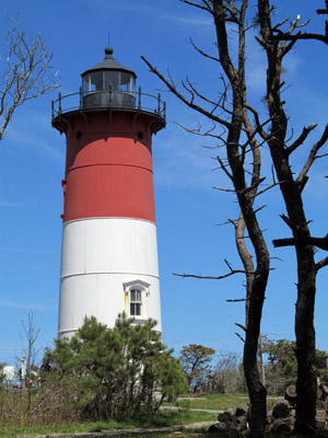 Nauset Light saved from erosion