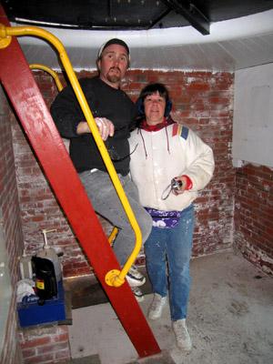 Bob and Lynne