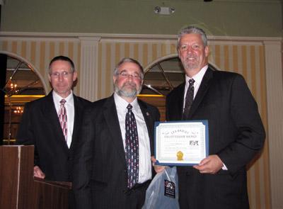 Volunteer award