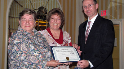 FPPL volunteer award