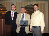 Deane Rykerson is Presented with ALF's 2012 Distinguished Community Service Award