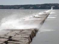 Novel Breakwater