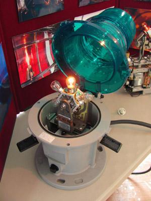 155mm lantern