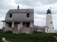 """A """"Connector"""" to Ongoing Restoration Work at Wood Island Light Station"""