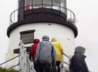 """Owls Head Light """"Shines"""" for Visitors on Opening Day"""