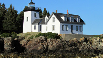 Join Us for a Lighthouse Sunset Cruise on West Penobscot Bay