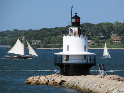 Spring Point Lighthouse (Photo by Bob Trapani, Jr.)