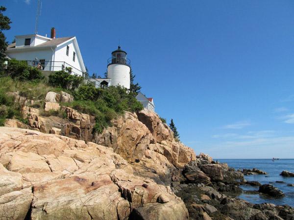 Bass Harbor Head Lighthouse (Photo by Bob Trapani, Jr.)