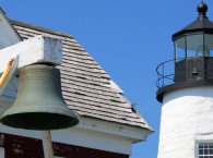 A December Marriage at Pemaquid Point Lighthouse