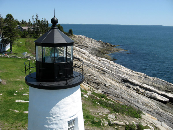 Lovely Pemaquid Point Lighthouse Ideas