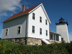 Swan's Island Lighthouse