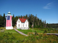 Little River Lighthouse, Cutler, ME