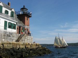 Rockland Breakwater Light Tours