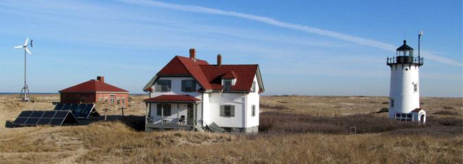 Race Point Lighthouse Overnight Stay