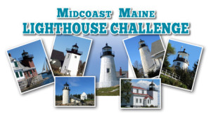 Midcoast Maine Lighthouse Challenge