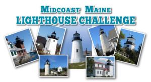 Midcoast Maine Lighthouse Challenge