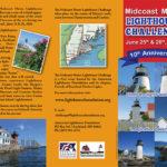 2016 Midcoast Maine Lighthouse Challenge Brochure