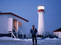 "Former Canadian Lighthouse Keeper Chris Mills to Present ""A Lightkeeping Journey"""