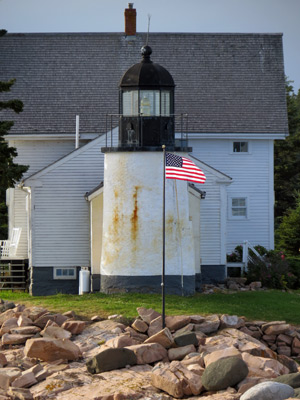 Winter Harbor Lighthouse