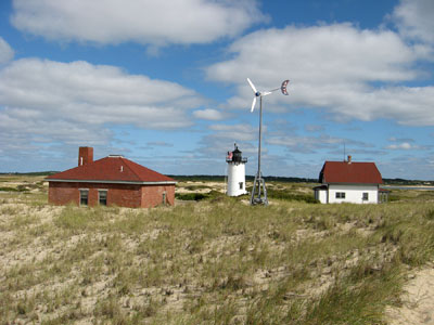 The alluring Race Point Light Station on Cape Cod. (Photo by Bob Trapani, Jr.)