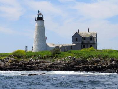 Wood Island Light Station (Photo by Bob Trapani, Jr.)