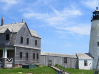 Wood Island Lighthouse Receives Major Donation For Restoration