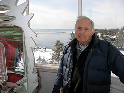 Bob Kline has been volunteering with FPPL since its founding as an ALF chapter in 2003. (Photo by Bob Trapani, Jr.)