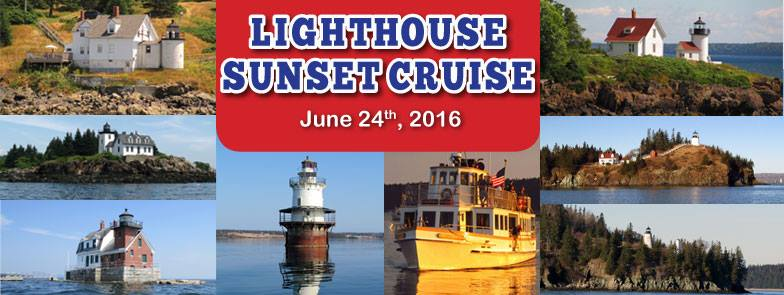 Lighthouse Sunset Cruise