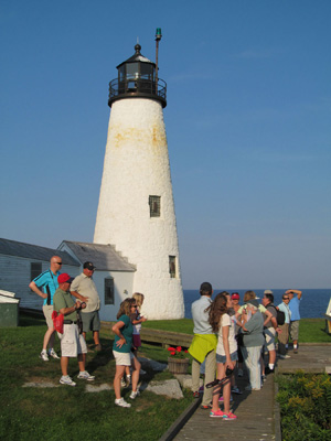 Wood Island Lighthouse