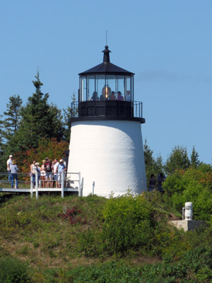 Owls Head Lighthouse, Owls Head (Photo by Bob Trapani, Jr.)