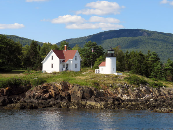 Experience Maine's lighthouses, the stunning beauty of its coastline and the State's rich history by the sea during Maine Open Lighthouse Day on Saturday, September 10, 2016. Curtis Island Light Station, Camden (Photo by Bob Trapani, Jr.)