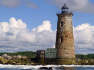 Plans to Build Dock at Whaleback Lighthouse for Public Access