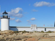 "Maine's ""Open Lighthouse Day"" Welcomes the Public with Free Admission on September 9, 2017"