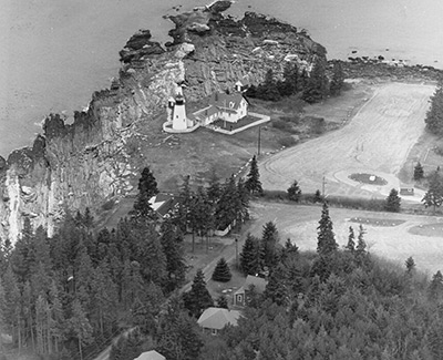 Overview of Pemaquid Point