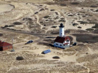 A False Beacon at Race Point Light