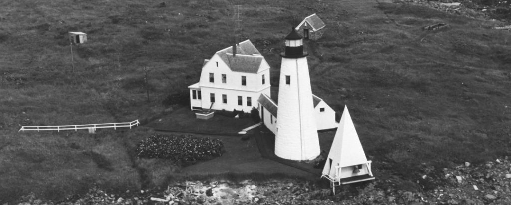 Wood Island Light Station, Maine
